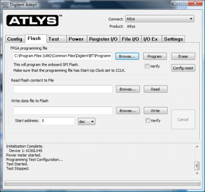 Atlys Reference Manual [Reference Digilentinc]