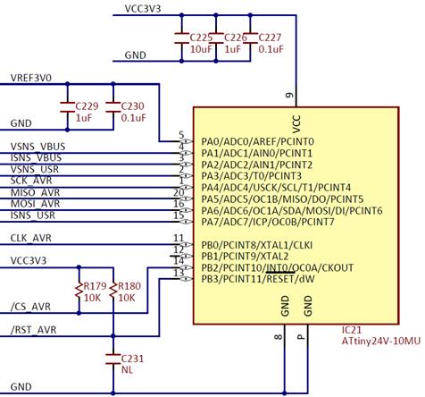 Figure 15. ATtiny microcontroller