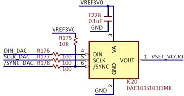 Figure 16. VSET_VCCIO setting DAC