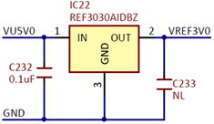 Figure 17. VREF3V0