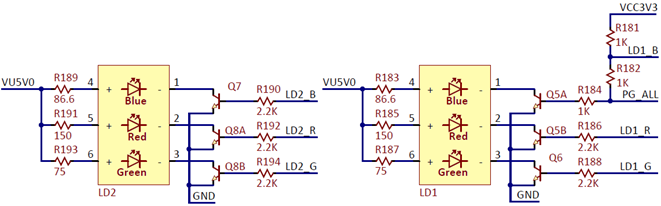 Figure 18. LEDs.
