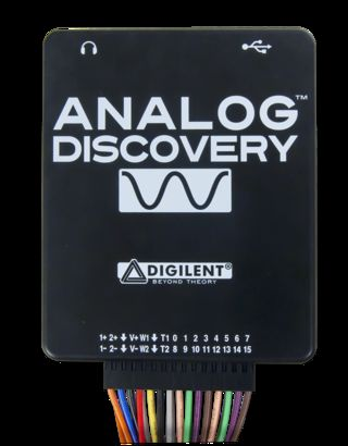 Figure 1. The Analog Discovery legacy.