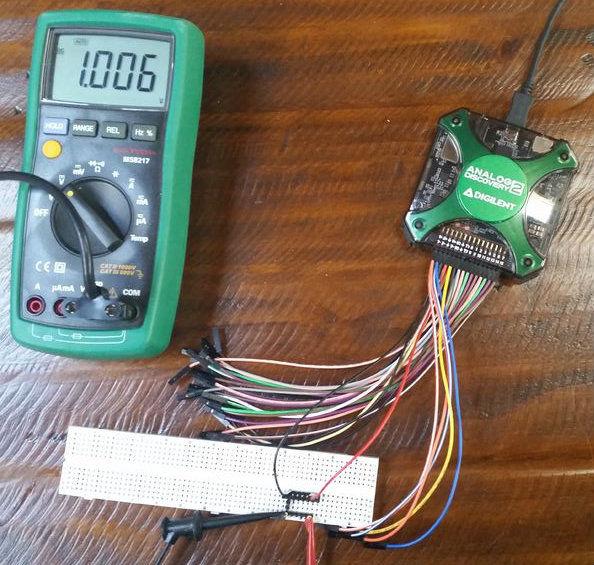 Circuit setup.