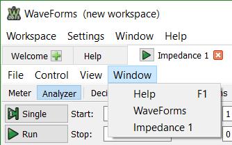 Windows Options