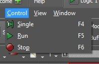 Figure 5. Control options.