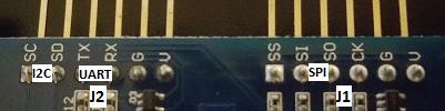 Figure 175. Pmod CLS headers.