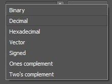 Figure 92. Format options.
