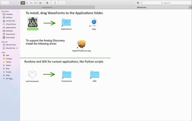 Open FTDI driver install.