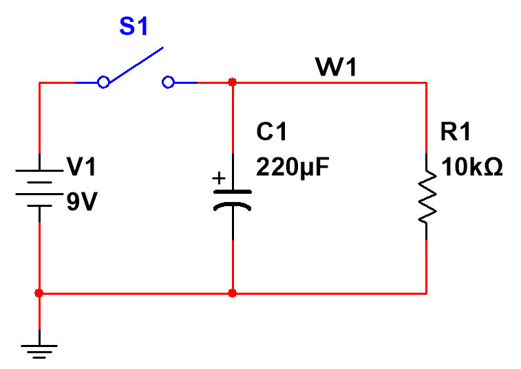 Simple Circuit for the BNC Adapter