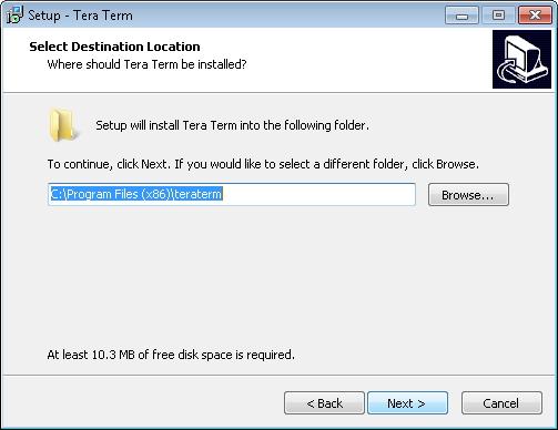 Installing a Terminal Emulator on Windows [Reference.Digilentinc]