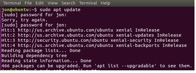 Installing a Terminal Emulator on Linux [Reference Digilentinc]