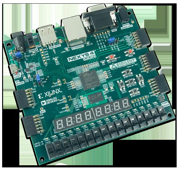 Nexys4-DDR