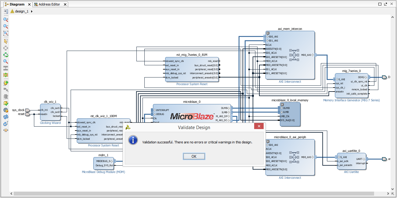 Nexys 4 DDR - Getting Started with Microblaze [Reference