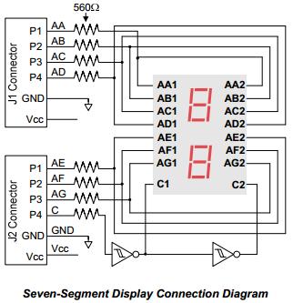 pmod ssd block diagram