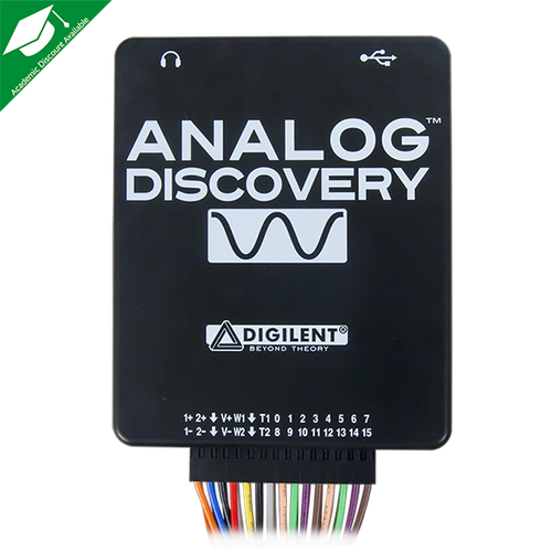 Analog Discovery  Legacy   Reference Digilentinc