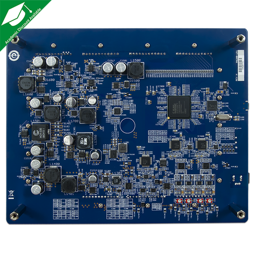 electronics explorer board reference manual [reference digilentinc]testing analog and digital circuits it is built around a large, solderless breadboard to allow for quick and simple prototyping