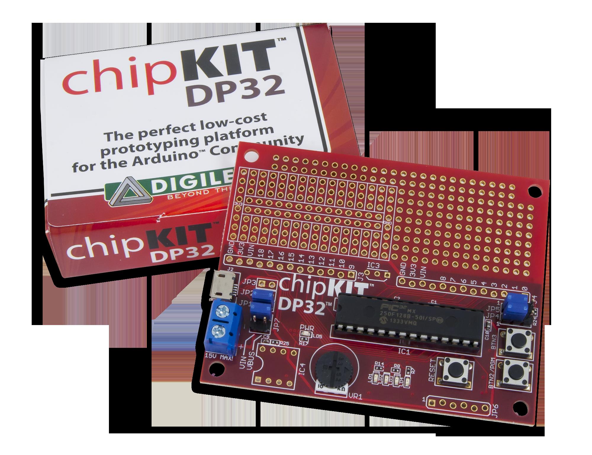 Dp32 Reference Manual Referencedigilentinc Pickit 1 Circuit Diagram