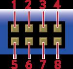 reference:pmod:pmod-pinout-2x4-top.png
