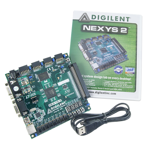 Nexys 2 Reference Manual [Reference.Digilentinc]