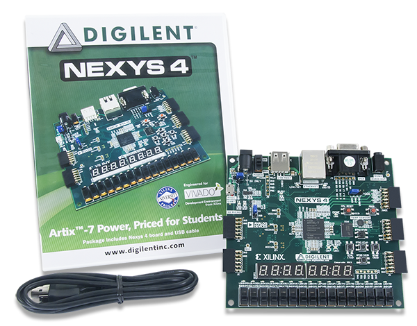 Nexys 4 Reference Manual [Reference Digilentinc]